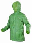 Coleman 2000014628 Rain Jacket, Large To X Large, Youth, Green