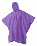 Coleman 2000014935 Rain Poncho, Youth, Purple