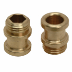 Brass Craft Service Parts SCB0887X Briggs Faucet Bibb Seat, 1/2-In. x 20 Thread, 3/4-In.