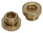Brass Craft Service Parts SCB1020X Crane Repcal Faucet Bibb Seat, 7/16-In. x 27 Thread x 3/8-In.