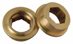 Brass Craft Service Parts SCB1365 Repcal Faucet Bibb Seat, 3/16-In. Snap x 1/4-In.