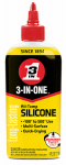 Wd-40 120008 3-In-1 Silicone Drip,  4-oz.