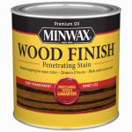 Minwax The 227624444 1/2PT Honey Wood or Wooden Finish