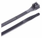 Gardner Bender 45-314UVBFZ Extreme-Temperature Tie, Black, 14-In., 20-Pk.