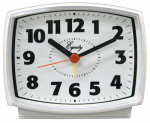 La Crosse Technology 33100 Alarm Clock, Quartz Movement