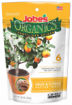 Easy Gardener 04226 Organic Fruit & Citrus Fertilizer Spikes, 3-5-5, 6-Pk.