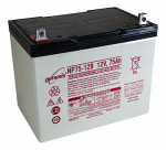 Pentair Water BAT40 Sump Pump Battery, 40Ah, 4,800-GPH
