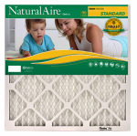 Aaf/Flanders 84858.013030 30x30x1Pleat Air Filter