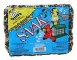 C & S Products 06213 Songbird Snak Bird Food Cake, 2-Lbs.