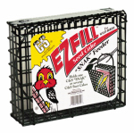 C & S Products 749 EZ Fill Seed Cake Snak Bird Feeder, Holds 56-oz. of Suet