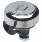 Bell Sports 7015983 Dinger 200 Chrome Bike Bell