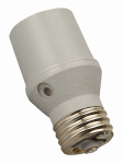 Southwire/Coleman Cable 59404 Light Socket With Photocell Sensor, Indoor
