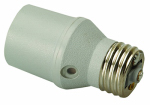 Southwire/Coleman Cable 59405 Light Control Socket With Photocell Sensor, Outdoor