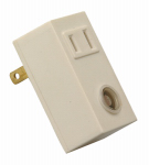 Southwire/Coleman Cable 59407 Light Control With Photocell Sensor, Plug-In, Indoor