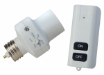 Southwire/Coleman Cable 59415 Light Control Socket With Timed Photocell & Remote, Indoor Only