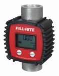 Tuthill FR1118A10 In-Line Digital Meter, 3 to 26 GPM, 145 PSI