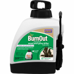 Bonide Products 7495 Organic Weed & Grass Killer, 1.33-Gal. Ready To Use With Sprayer