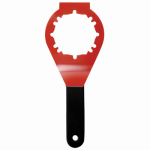 Superior Tool 03710 Drain Wrench, Universal