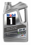 Warren Distribution MO04525Q Mobil 5QT 5W20 Synthetic Oil