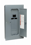 Square D By Schneider Electric HOM2040M100PC Main Breaker-Installed Load Center, 100-Amp