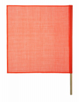 Hampton Products-Keeper 04901 Safety Flag, PVC, 18 x 18-In.