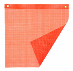 Hampton Products-Keeper 04902 Safety Flag, Mesh PVC, 18 x 18-In.