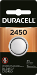 Duracell Distributing Nc 00222 Lithium Home Medical Battery, Size 2450, 3-Volt