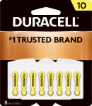 Duracell Distributing Nc 00275 Hearing Aid Battery, 8-Pk.