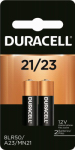 Duracell Distributing Nc 00406 Alkaline Keyless Entry Battery, 21/23, 12-Volt, 2-Pk.