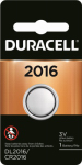 Duracell Distributing Nc 10110 DURA 3V 2016 Li Battery