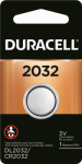 Duracell Distributing Nc 10310 DURA3V/2032 Medium Battery