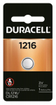 Duracell Distributing Nc 10810 DURA 3V 1216 Battery