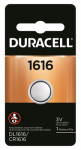 Duracell Distributing Nc 11609 Lithium Keyless Entry Battery, 1616, 3-Volt