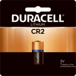 Duracell Distributing Nc 00510 Lithium Photo Battery, CR2, 3-Volt