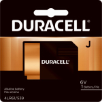Duracell Distributing Nc 17705 Alkaline Home Medical Battery, #7K67, 6-Volt