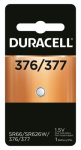 Duracell Distributing Nc 17709 Silver Oxide Watch Battery, #377, 1.5-Volt