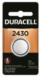 Duracell Distributing Nc 66182 DURA 3V 2430 Battery