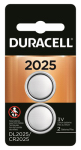 Duracell Distributing Nc 66387 Lithium Keyless Entry Battery, #2025, 3-Volt, 2-Pk.