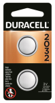 Duracell Distributing Nc 66388 Lithium Home Medical Battery, #2032, 3-Volt, 2-Pk.