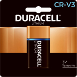 Duracell Distributing Nc 99330 Lithium Photo Battery, #CRV3, 3-Volt