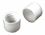 Knape & Vogt Mfg CD-0019 Closet Pro End Cap, White Plastic, Pr.
