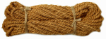 Wellington Cordage CR31650 Coconut Fiber Rope, Biodegradable, 50-Ft.