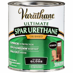 Rust-Oleum 9241H Varathane Qt. Gloss Exterior Oil-Based Premium Spar Urethane
