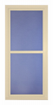 Larson Mfg 14604082 Easy Vent Selection Storm Door, Full-View Glass, Almond, 36 x 81-In.
