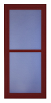 Larson Mfg 14604102 Easy Vent Selection Storm Door, Full-View Glass, Cranberry, 36 x 81-In.