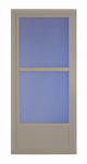 Larson Mfg 14606092 Easy Vent Selection Storm Door, Mid-View Glass, Sandstone, 36 x 81-In.