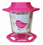Midwest Quality Gloves PR70K Disney Princess Bird Feeder