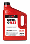 Power Service Products 8080 Diesel 9-1-1 Fuel Additive, Winter Formula, 80-oz.