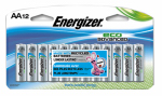 "Eveready Battery XR91BP-12 EcoAdvanced Batteries, ""AA"", 12-Pk."