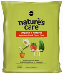 Scotts Miracle Gro 100132 Nature's Care Organic Vegetable, Fruit & Flower Food, 8-Lbs.